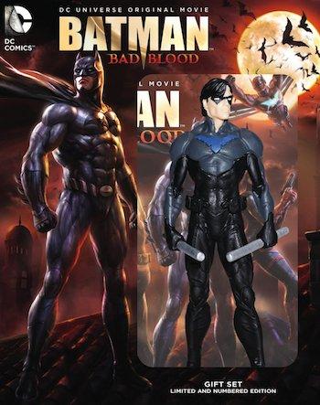 Batman Bad Blood 2016 English Movie Download