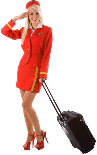 Air Hostess Pictures 8
