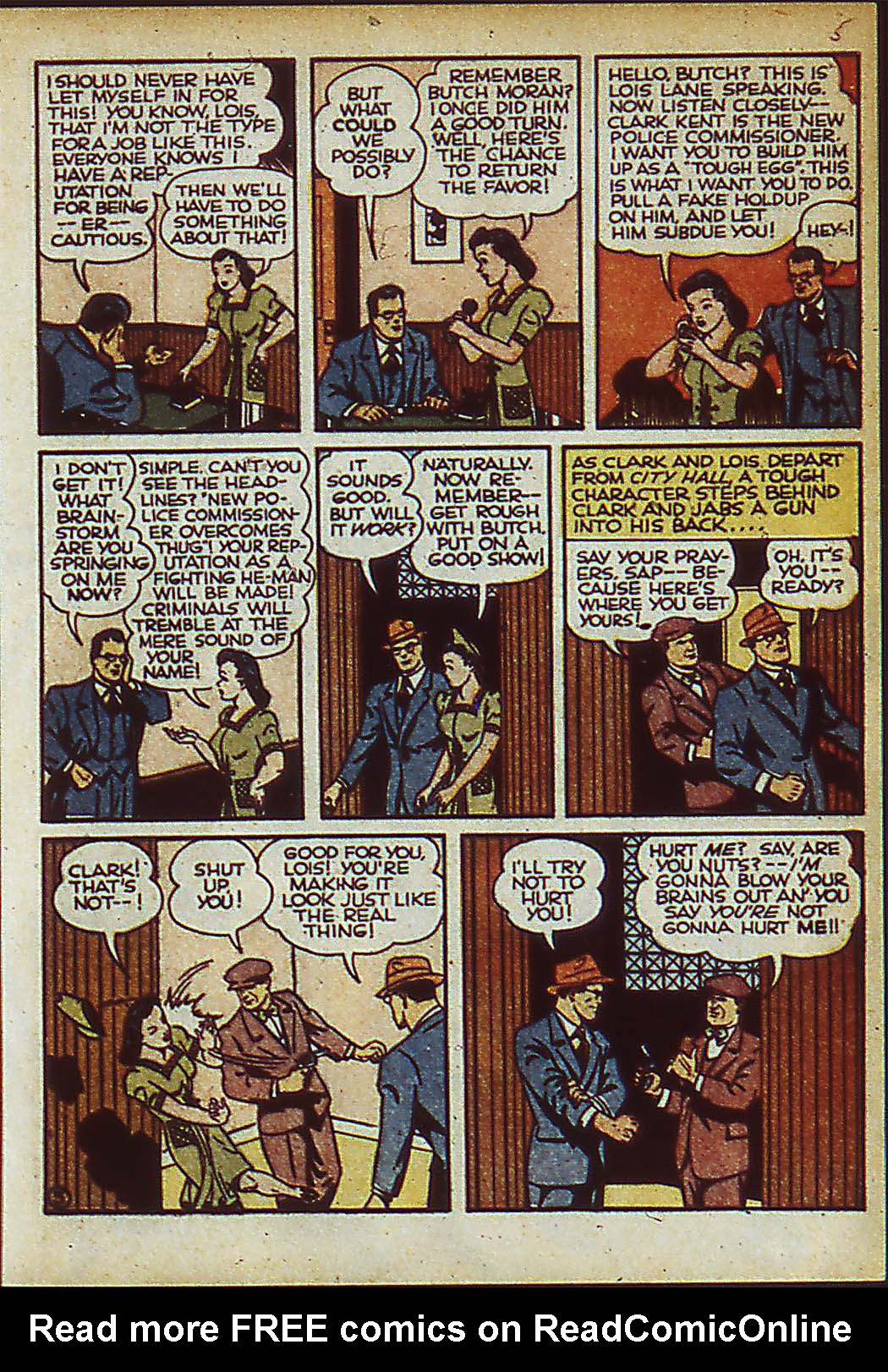 Read online Action Comics (1938) comic -  Issue #37 - 7