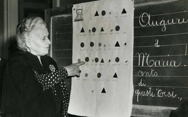 Maria Tecla Artemisia Montessori, pedagoga italiana 1870 - 1952
