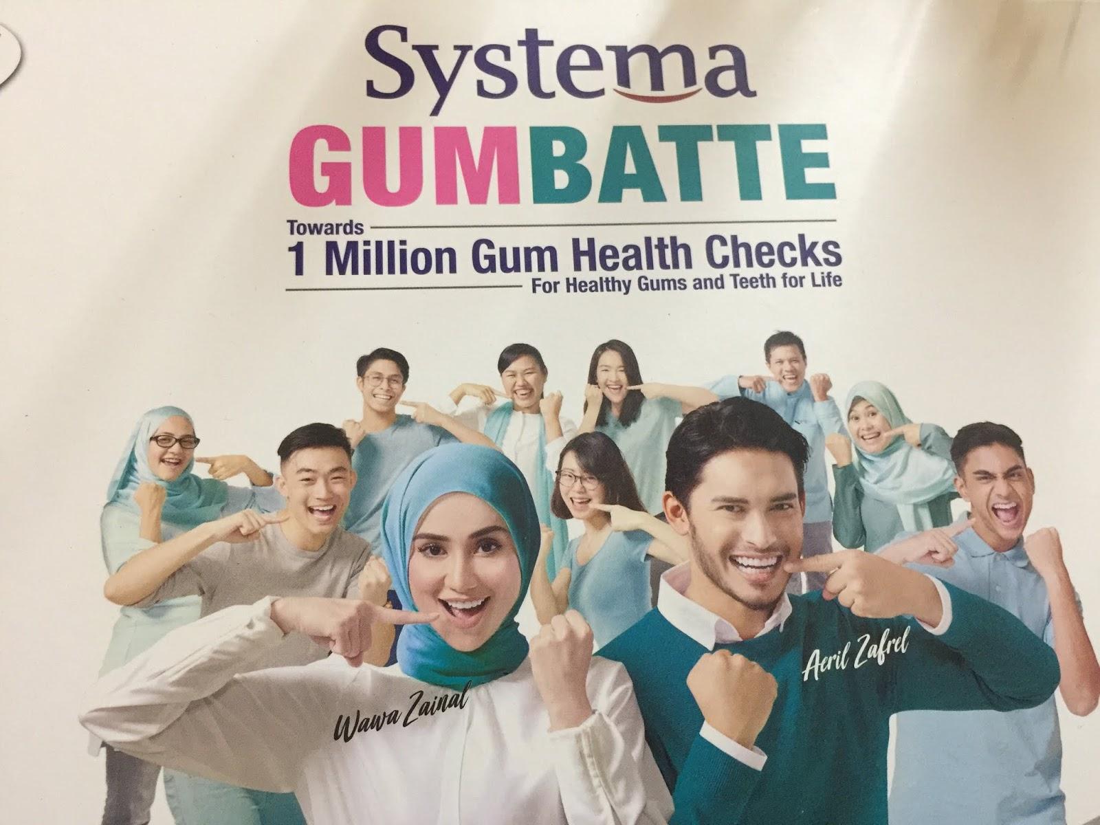 gusi sihat, penjagaan gusi sihat, amalan penjagaan gigi