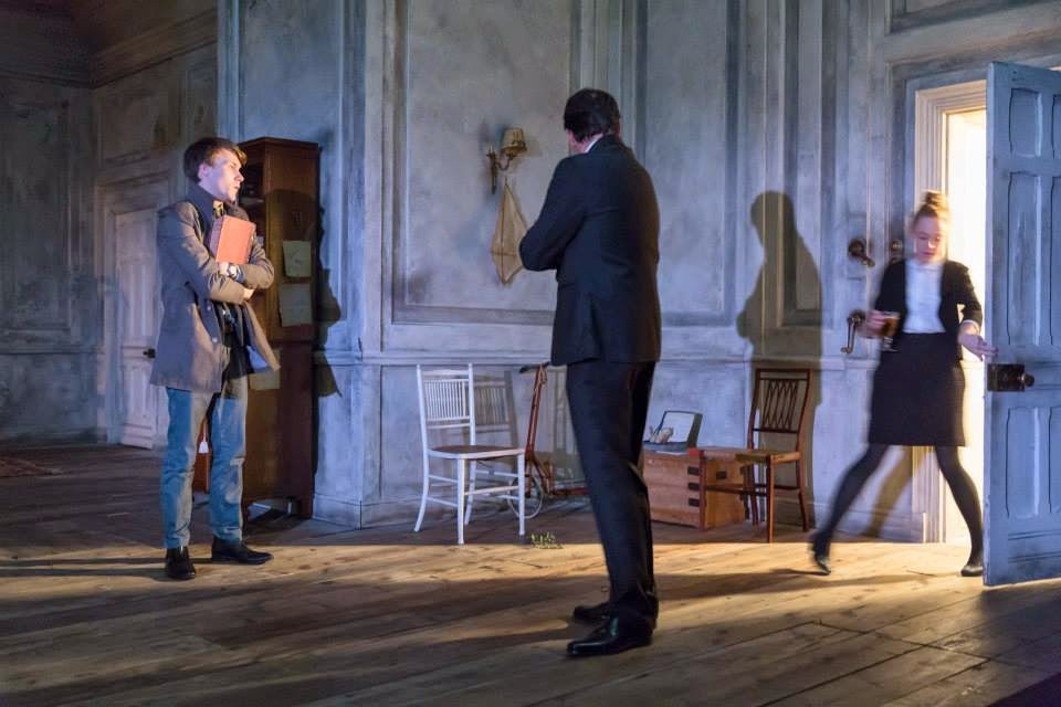 grief in cherry orchard