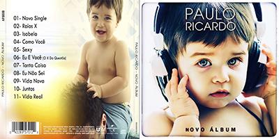 Paulo Ricardo Novo Album 2016