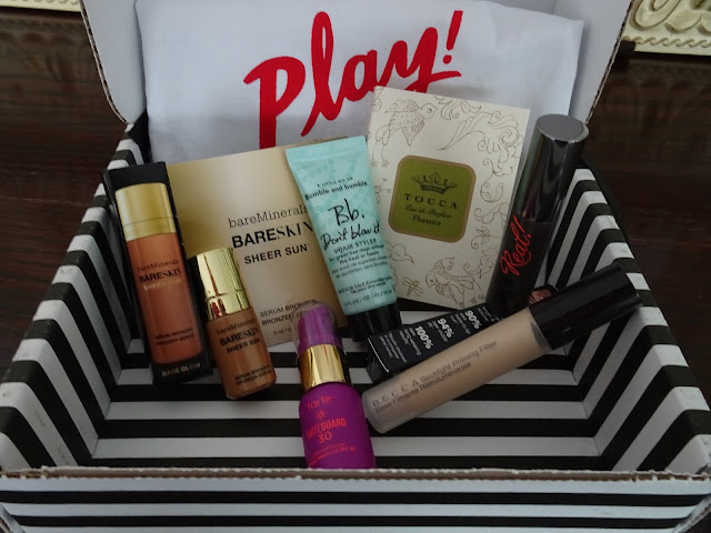 Sephora Play samples _ Makeup by Keri Ann _ Houston Makeup Artist