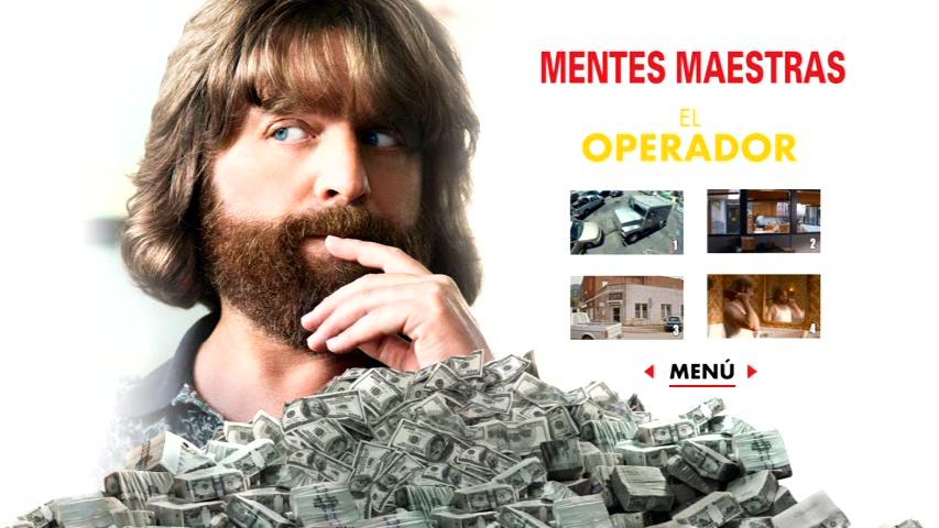Masterminds/Mentes Maestras