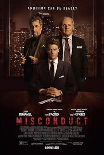 Watch Misconduct (2016) movie free online