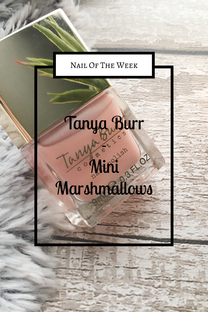 Tanya Burr - Mini Marshmallows