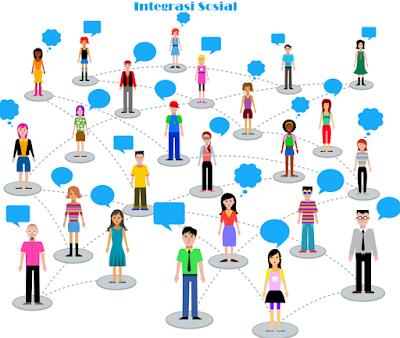 Pengertian, Bentuk, 4 Faktor, dan Proses Terjadinya Integrasi Sosial Menurut Para Ahli Beserta Syarat Keberhasilannya
