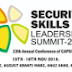 Day 1 of Security Skills and Leadership Summit-2018 wraps up with enlightening discussions and powerful decisions for PSI