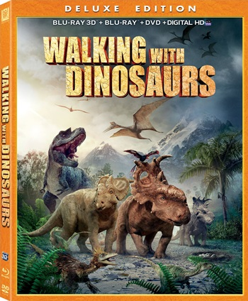 Walking with Dinosaurs 3D OU Latino