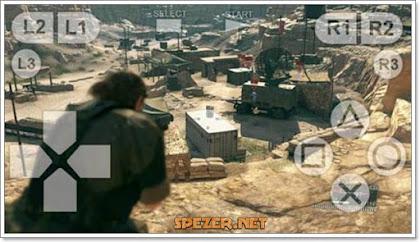 Cara bermain game PS 3 di Android Terbaru 2017