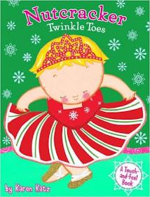 Book:  Nutcracker Twinkle Toes