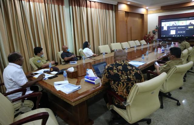 Pemprov Papua Diusulkan Bangun Gudang Peralatan Penyimpanan Alat Olahraga