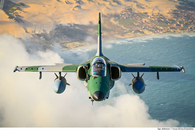 Brazil Leonardo support services AMX