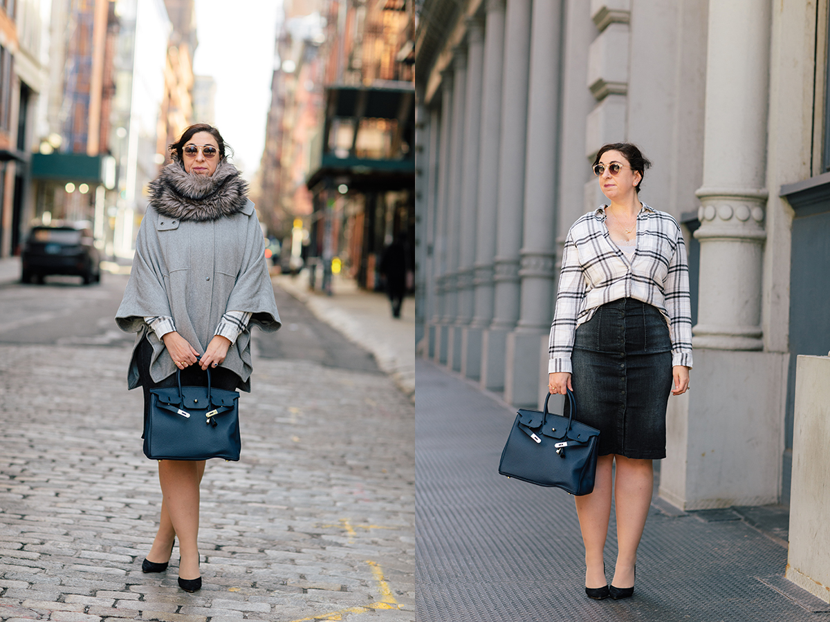 OOTD: Cape Season is extended :: Effortlessly with Roxy