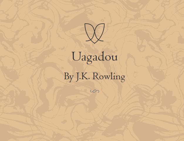 Fantastik Efsaneler Rowling Den Harry Potter Hayranlarina Yeni Okullar Yeni Hikayeler It's from sturm und drang, which is a (german) term used. fantastik efsaneler blogger