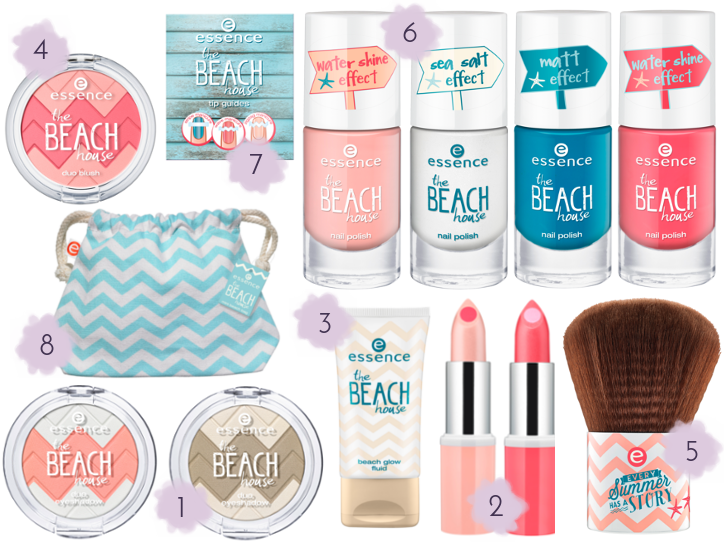 essence The Beach House - Limited Edition (LE) - Juni 2016