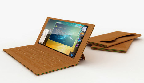 Innovative and Cool Cardboard Gadgets (15) 17