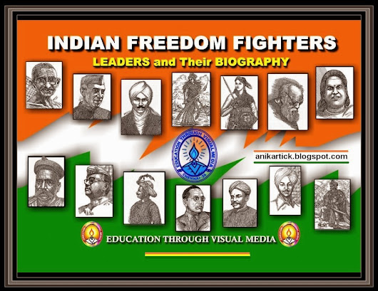 INDIAN FREEDOM FIGHTERS - Leaders and Their BIOGRAPHY - Pen drawings - Collect the copies to remember our Leaders sacrifices to got freedom India - JAIHIND - THAAIMANNAE VANAKKAM - Oviyar Anikartick,Chennai,Tamil Nadu,India
