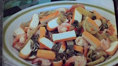 Aneka Neka Resep Masakan Sayur Sawi Asin Tahu Kuning Praktis dan Sederhan
