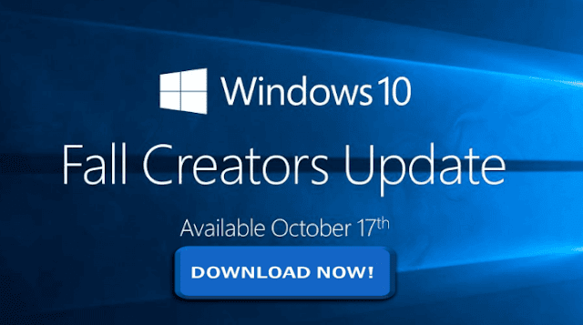 Windows 10 Fall Creators Update ISO Files