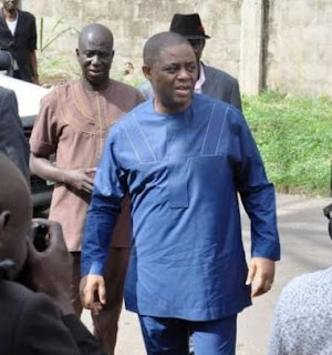 From Duck To Prison; Fani-Kayode REARRESTED, Judged Ordered Phone Seized