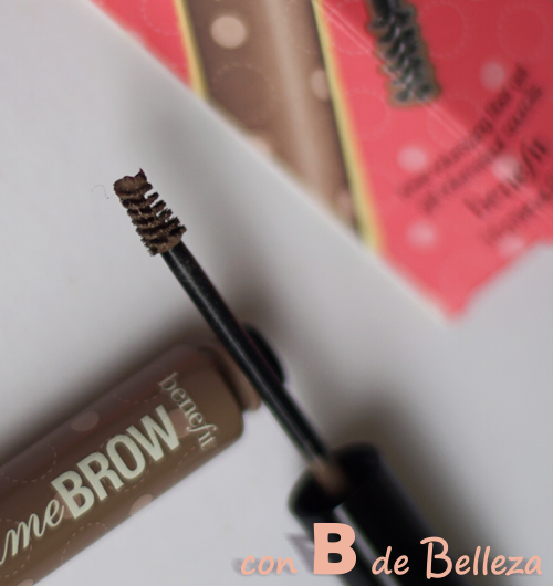 Gimme brow Benefit opiniones