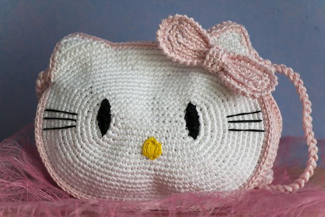 Lindevrouwsweb Hello Kitty Tas