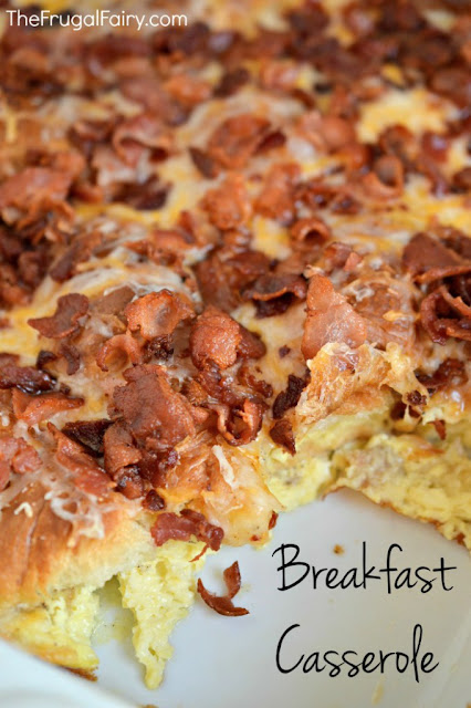 breakfast, casserole, recipe, brunch
