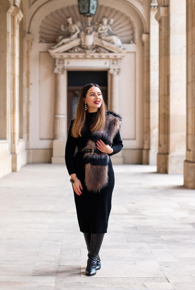Femme Luxe dress
