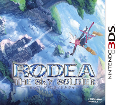 Rodea The Sky Soldier Decrypted 3DS EUR