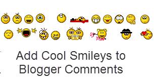 emoticons in blogger, kolobok smileys, threaded comments