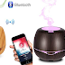 $14 (Reg. $39.99) + Free Ship 300mL Essential Oil Diffuser with Bluetooth Speaker!