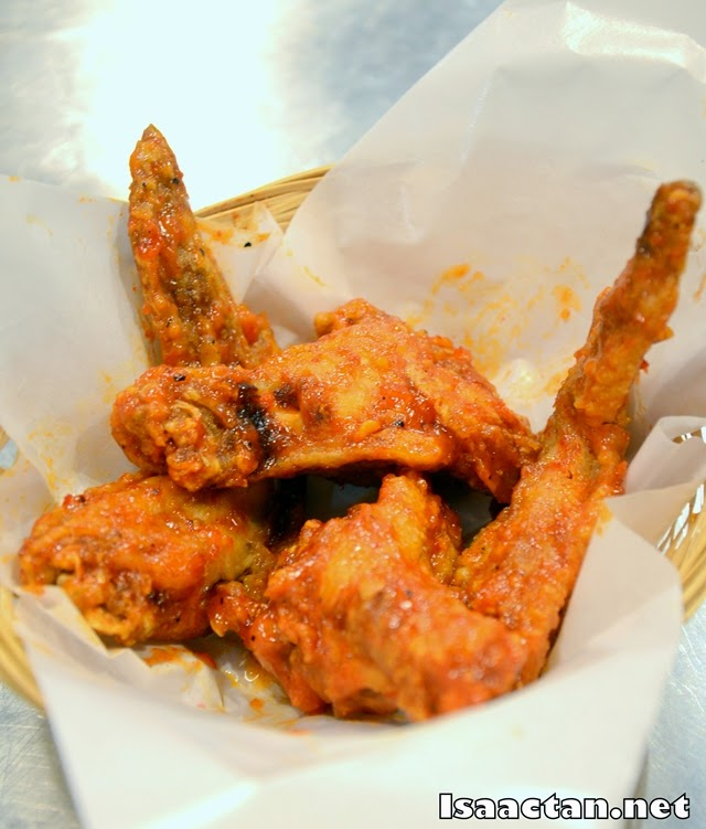 #4 Bad Boy Wings - RM6