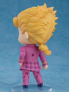 "Figuras: Nendoroid Giorno Giovanna de ""JoJo's Bizarre Adventure: Vento Aureo"" - Medicos Entertainment"