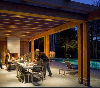 Fotos de terrazas terrazas y jardines casa modernas for Casa moderna jardines