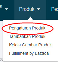Cara Mass Upload Produk / Upload Massal di Lazada