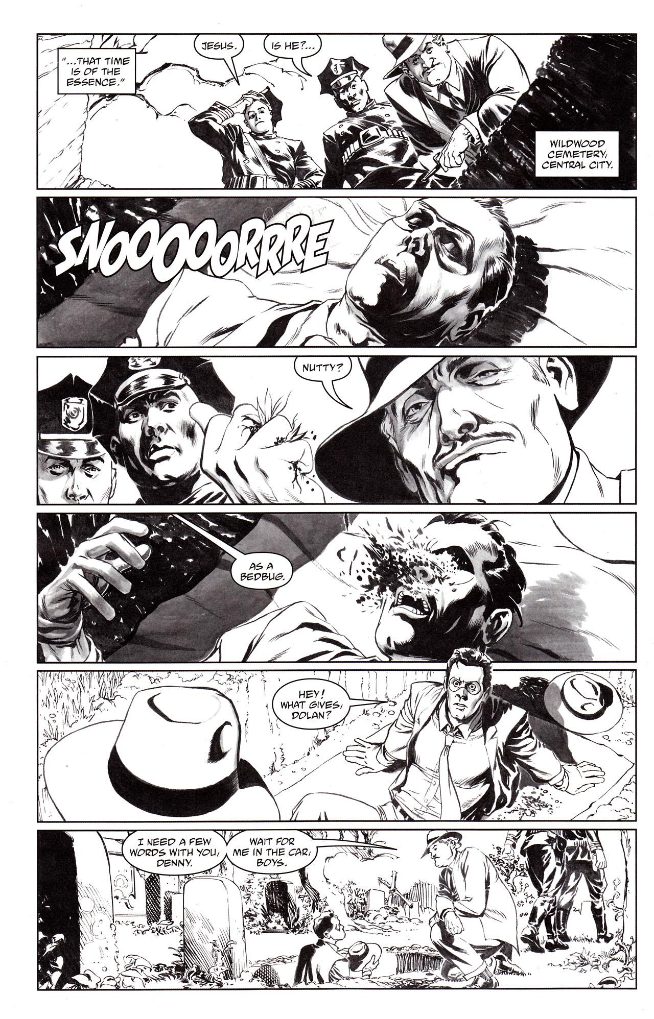 Read online Wonder Woman (2006) comic -  Issue #41 - 27