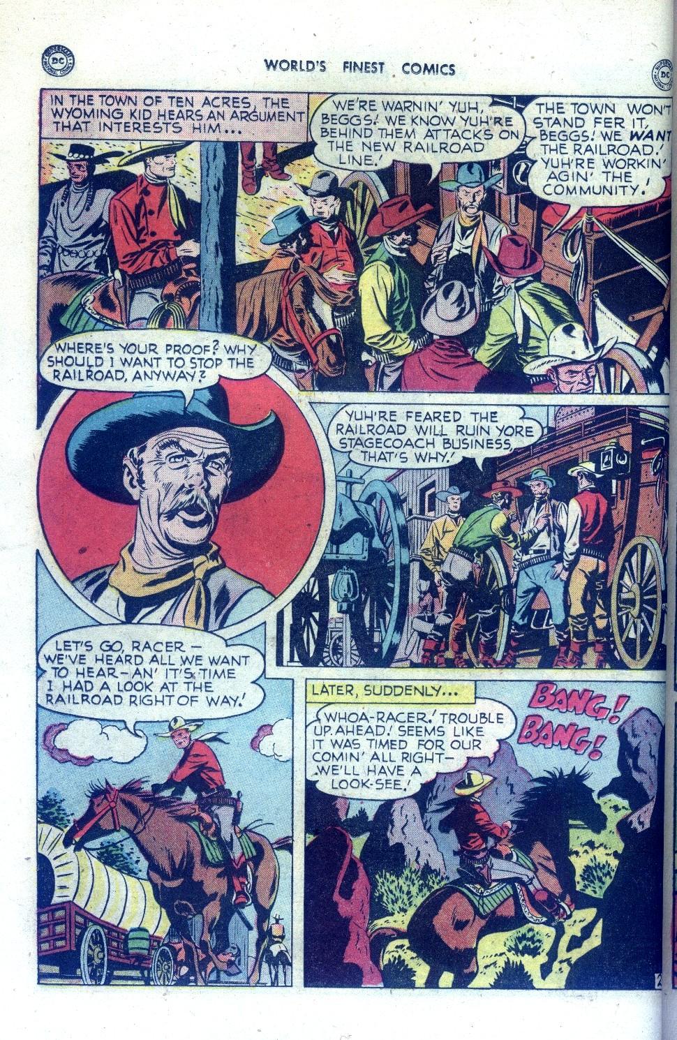 Read online World's Finest Comics comic -  Issue #43 - 18