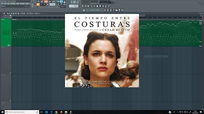 Videotutorial de la canción Tema de Sira de César Benito producido con FL Studio 12