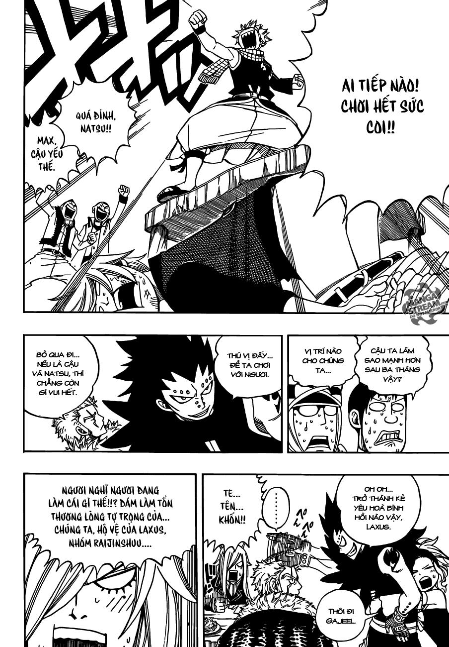 Fairy Tail chap 275 trang 12