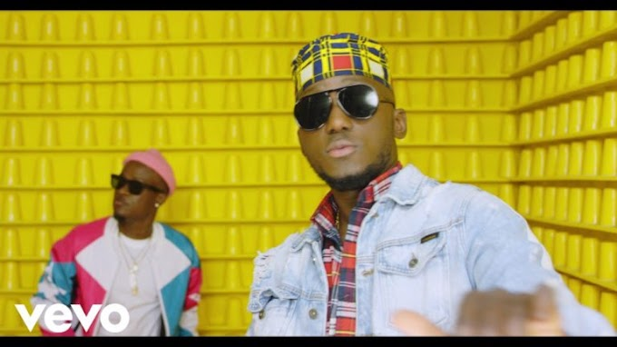 "DJ Spinall – ""Omoge"" ft. Dotman [Video]"