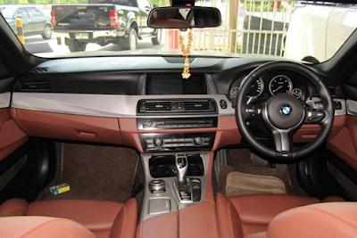 Interior BMW F10 Seri-5 M-Sport