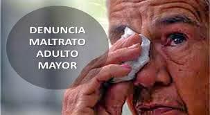 MAS SALUD MEJOR VIDA: EL MALTRATO DEL ADULTO MAYOR: