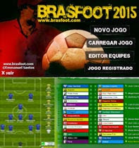 Brasfoot 2015 + Registro (PC)