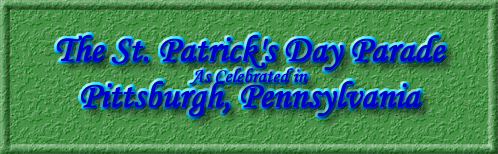 pittsburgh st patrick's day 2017