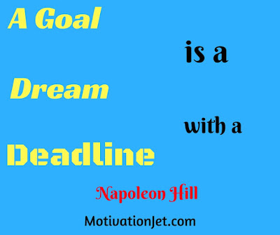 Smart goal setting quotes and sayings