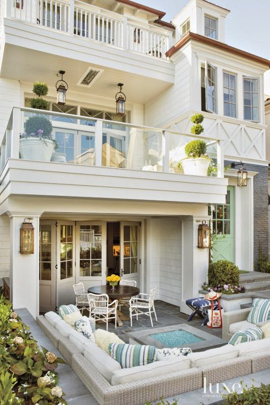 Ciao Newport Beach Cape Cod Style In California