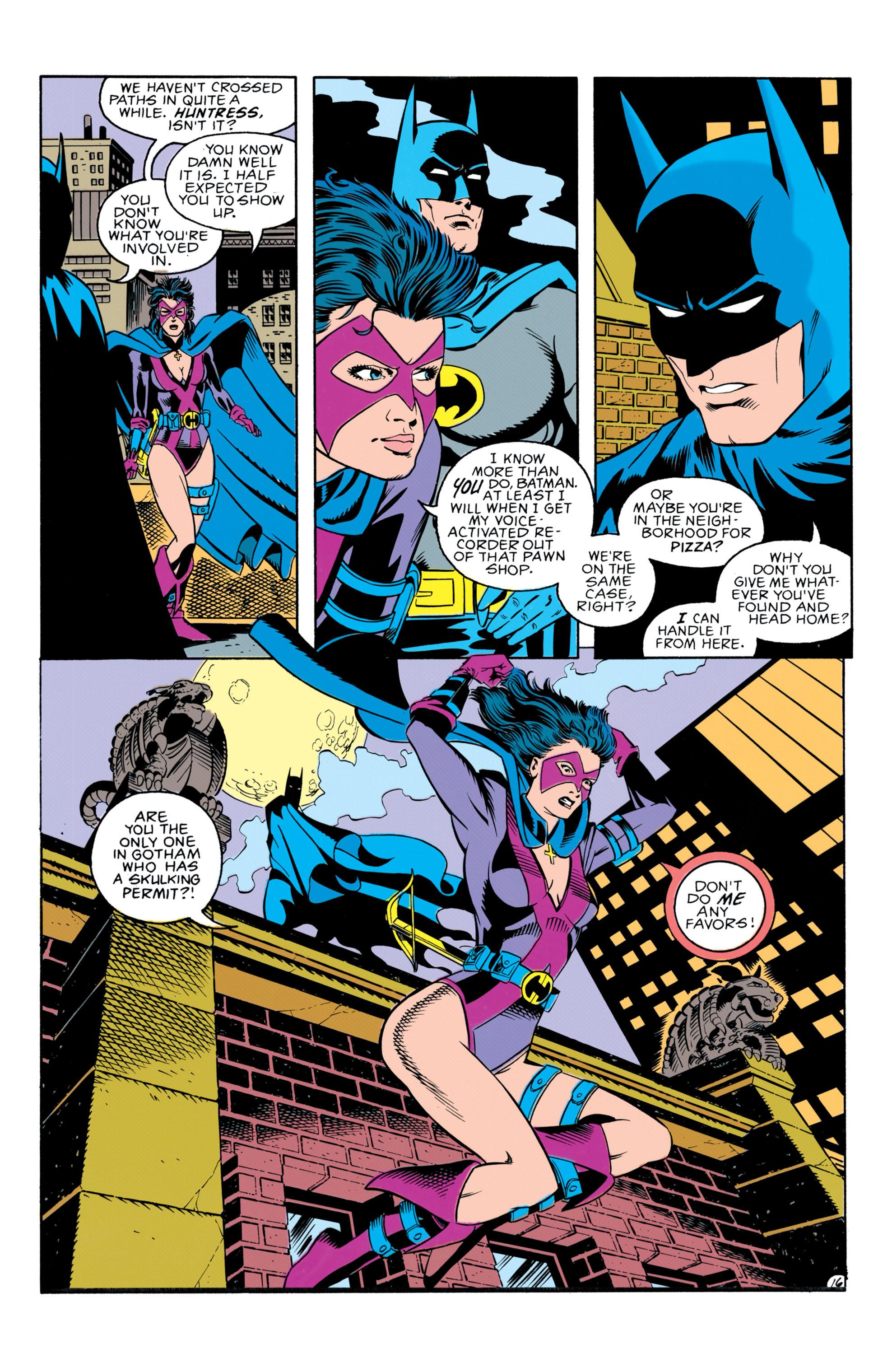 Detective Comics (1937) 652 Page 16