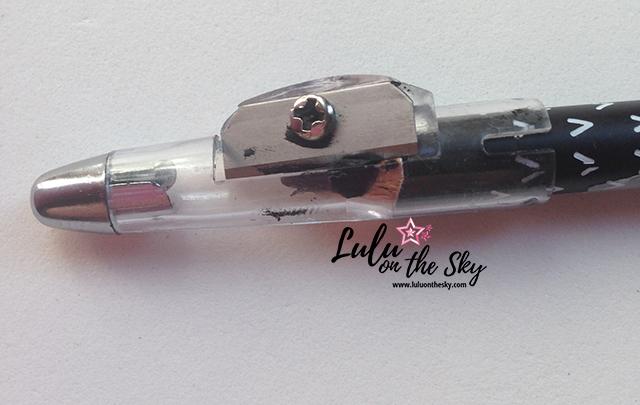 Lápis para olhos de Madeira Ultra Easy RK by Kiss